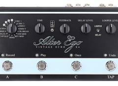 Test de la TC Electronic Alter Ego X4 Vintage Echo