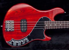 Test de la Fender American Deluxe Dimension Bass IV