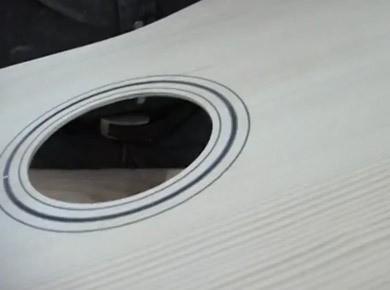 Visite de l'atelier des Guitares Boucher - I