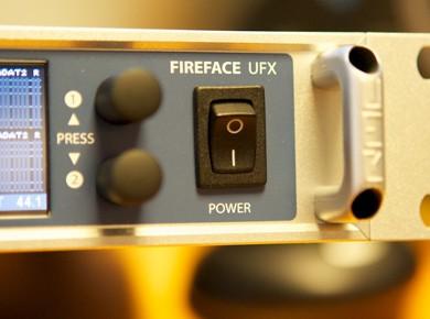 Test de la RME FireFace UFX