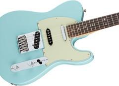 Test de la guitare Fender Deluxe Nashville Tele