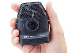 Test de la pocket cam Zoom Q2n