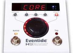 Test de l'Eventide H9 Core