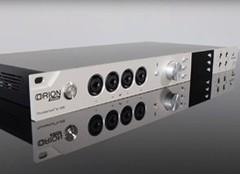 Test de l'interface audio Antelope Orion Studio