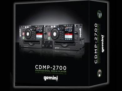 Test de la Gemini CDMP 2700