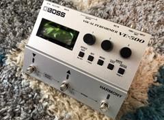 Test du processeur vocal Boss VE-500