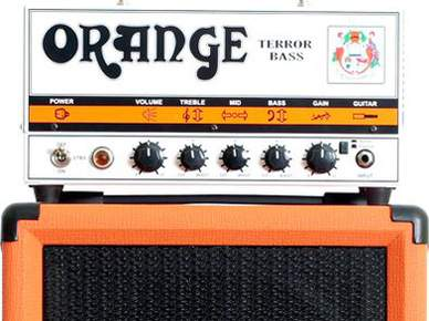 Test du Stack Orange Bass Terror 500 et SP210