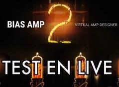Test du logiciel de simulation d'ampli Positive Grid Bias Amp 2