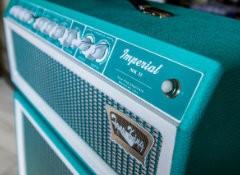 Test de l'ampli Tone King Imperial MKII + Imperial 112 cab