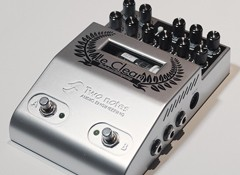 Test de la Two Notes Audio Engineering Le Clean