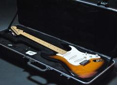 Test de la Fender American Vintage Stratocaster 56'