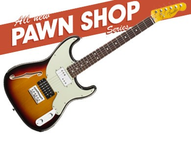 Test des Fender Pawn Shop '51, '72 et Mustang