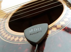 Test du micro pour guitare IK Multimedia iRig Acoustic