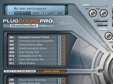 Test de Plugsound Pro