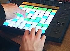 Audiofanzine a rencontré le chef produit et développeur de Push et Live