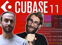 Test de Steinberg Cubase Pro 11