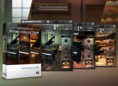 Test de la Native Instruments The Definitive Piano Collection