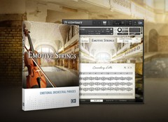 Test du Native Instruments Emotive Strings