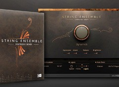 Test du Native Instruments Symphony Series - String Ensemble