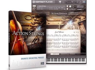 Test du Native Instruments Action Strings