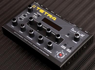 Test du Dave Smith Instruments Tetra