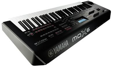 Test du Yamaha MOX6