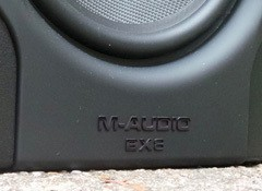 Test des enceintes de monitoring M-Audio BX8 D3