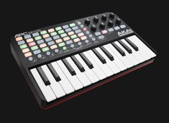 Test de l'Akai APC Key 25
