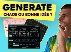 Test du synthétiseur virtuel Eventide Generate