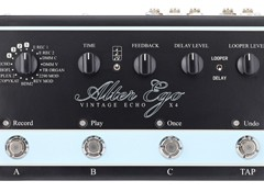 Test de la TC Electronic Alter Ego X4 Vintage Echo