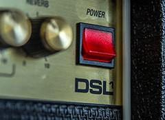 Test de l'ampli Marshall DSL1C