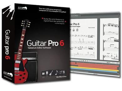 Test de Guitar Pro 6 d'Arobas Music