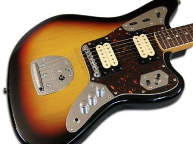 Test de la Fender Jaguar Kurt Cobain