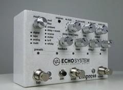 Test de la pédale de delay numérique Empress Effects Echosystem
