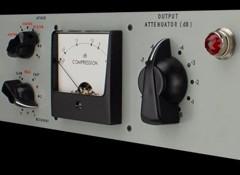 Test du compresseur de studio Chandler Limited RS124