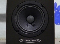 Test de la Auratone 5C Super Sound Cube