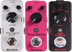 Test des Mooer Rage Machine, Triangle Buff, Ana Echo