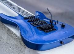 Test de la guitare Kramer SM-1