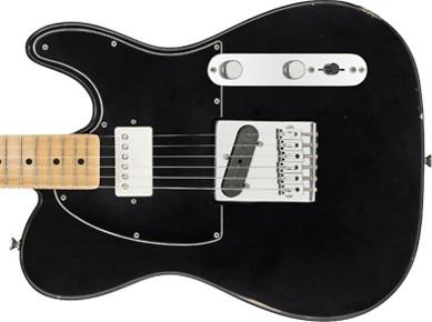Test de la Fender Road Worn Player Telecaster
