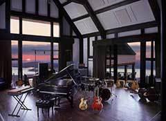 L'histoire du studio d'enregistrement Allaire à New York