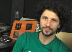 Interview de David, batteur de Mademoiselle K