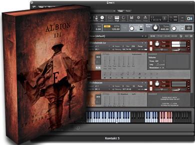 Test de Spitfire Audio Albion III Iceni