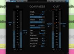 Test du compresseur logiciel DMG Audio TrackComp2