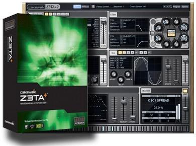Test du Cakewalk Z3TA+2 : Z3TA+2 croque la pomme - Audiofanzine