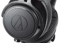 Test du casque Audio Technica ATH-M60x