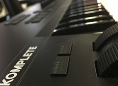 Test du Native Instruments Komplete Kontrol A
