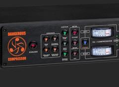 Test du Dangerous Music Compressor