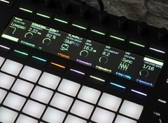 Test de l'Ableton Push 2 et de Live 9.5