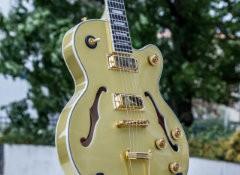 Test de la guitare Epiphone Uptown Kat ES