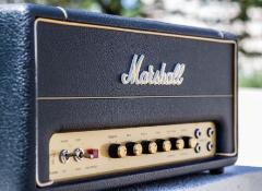 Test de la tête d'ampli Marshall Studio Vintage SV20H
